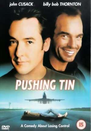 Pushing Tin DVD Cover