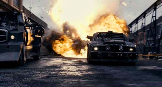 Death Race and a warning of stupidity
