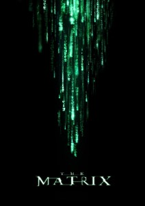 The Matrix Movie Poster Art