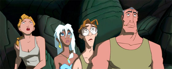 Disney's Atlantis Movie Review