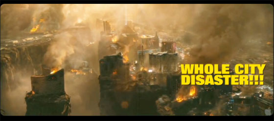 Roland Emmerich: It's a disaster!!!