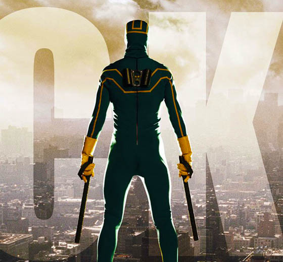 Kick-Ass Movie Review – Kick-Ass kicks some ass