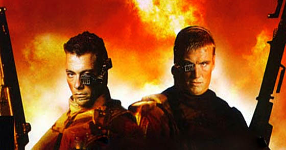 Universal Soldier makes my Review go WTF