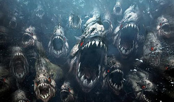 Piranha Movie Review – Oh the Horror!