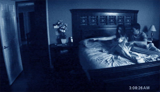 Paranormal Activity (The Movie Review of the First One)